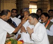 Yogi ridicules Rahul's temple visits, terms them as mere 'pretence'