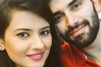 Nikitn Dheer, wife Kratika can't get their eyes off each other
