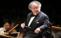 New York's Metropolitan Opera suspends its world-famous conductor James Levine over sexual assault claims