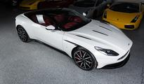White 2017 Aston Martin DB11 You Can Buy Right Now