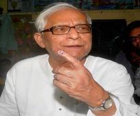 TMC has no moral right to speak against black money: Buddhadeb Bhattacharjee