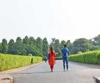 Couples told to vacate Purana Qila premises for minister's heritage walk