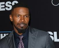 Racial slur hurled at Jamie Foxx in Croatia