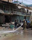 Kabul suicide car bomb kills 12