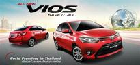 2013 Toyota Vios Launched In Thailand