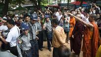 Myanmar: Anti-Rohingya protest meets Rakhine Commission