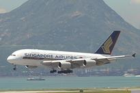 Singapore Airlines replaces Boeing 777 on two-stop route