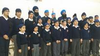 Khalsa School Holds Spelling Bee Competition