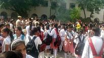 Delhi school girls go on rampage over poor results, police called in