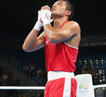 Vikas won't be allowed to compete in World Series of Boxing