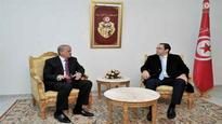 Sellal holds talks with Tunisian counterpart
