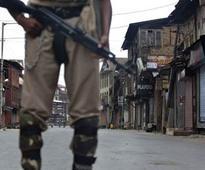 Kashmir unrest: Information blackout as police crack down on media