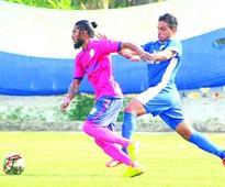 Dempo SC blank FC Bardez