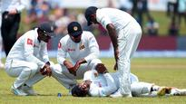 Sri Lanka v/s India: Asela Gunaratne ruled out of 1st Test, suffers injury blow