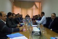JK SLBC convenes first meeting of the Steering Sub-Committee