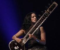 Anoushka Shankar enthrals the audience at this musical night at Sir Mutha Venkatasubba Rao Concert Hall, Chennai