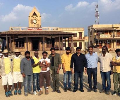 When Chiranjeevi visited Pawan Kalyan
