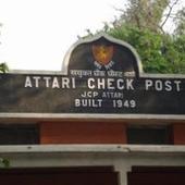 CCTV cameras lying defunct at Attari check-post