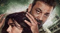 'Bhoomi' poster 2: Sanjay Dutt holds Aditi Rao Hydari in a protective hug