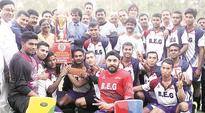 Hockey tournament: BEG emerge champions, beat FCI on penalties