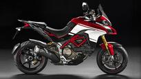 Launched: Ducati Multistrada Pikes Peak edition