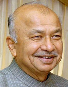 Sushil Kumar Shinde should stay away from TV cameras