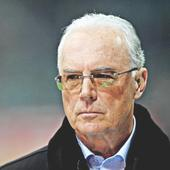 Beckenbauer latest to face lawsuit