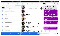 Facebook Messenger To Get SMS, Multiple Account Support
