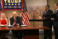 Donald Trump Seethes on Twitter While Watching SNL Live