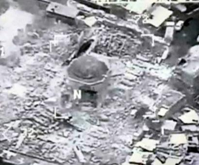 4 priceless monuments lost to Islamic State