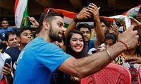 I'm less special than you Sachin paaji, says Virat Kohli
