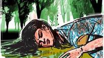 Watch: Woman thrashed and shot dead near police station in Uttar Pradesh