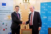 The JRC and Central European University initiate scientific cooperation - Fri, 24/06/2016 - 12:00