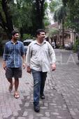 Siddharth and Kunaal Roy Kapur go house hunting!
