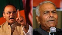 Fresh salvo from Yashwant Sinha: PM Modi should remove Arun Jaitley, current GST structure is 'faulty'