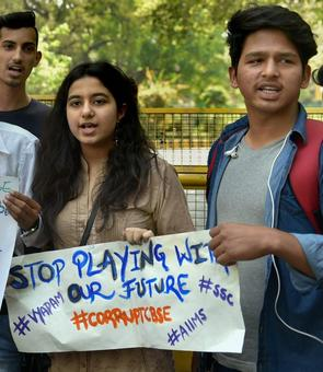 Paper leak: Coaching owner, others grilled; CBSE was tipped-off before exam