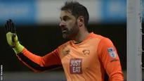Derby keeper Carson signs new contract