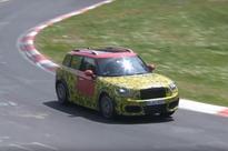 Video: 2018 MINI Countryman Cooper S Testing on Nurburgring