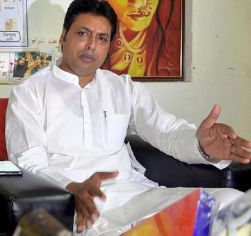 Biplab Kumar Deb: From RSS member to Tripura CM