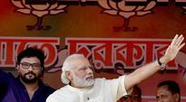 West Bengal polls: At Modi's election rally, bauls, Babul keep the crowd going