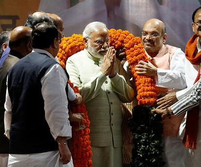 'BJP wants to take us back to the 19th century'