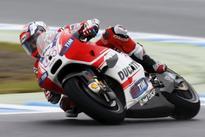 Dovizioso puts Ducati on pole at Assen