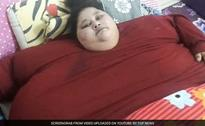 Egyptian Woman Weighing 500 kg To Undergo Weight Reduction In Mumbai