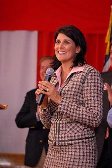 Senate panel approves Haley's nomination for US envoy to UN