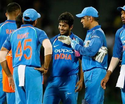 Rampaging India eye ODI series clean sweep
