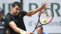 Second seed Grigor 'Baby Federer' Dimitrov ousted from Stuttgart Open