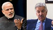 PM Narendra Modi a 'terrorist', RSS 'terrorist organisation': Pak FM Khawaja Asif