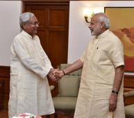 Nitish Kumar blames Farakka dam for floods, writes to PM Modi calling for it's demolition