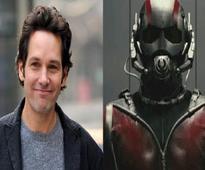 Paul Rudd returns as Ant