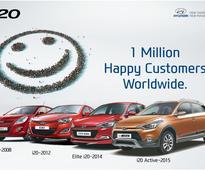 Hyundai Sells 1 Million Units Of Elite i20